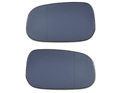 Purchase VOLVO S40 C30 S60 S80 V50 C70 V70 ASPHERICAL BLIND SPOT MIRROR GLASS PAIR CLEAR motorcycle in Watertown, Massachusetts, United States, for US $49.90