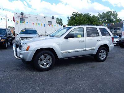 2005 Jeep Grand Cherokee Limited (Bright Silver Metallic)