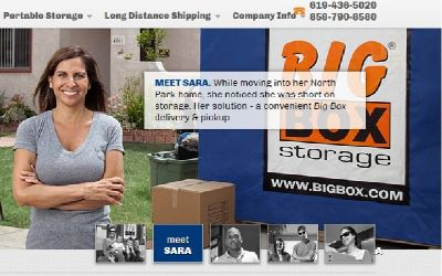 Affordable convenience! Offering Portable Self-Storage Services in San Diego
