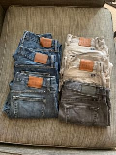 Men s Lucky Brand Jeans 30X32 Slim