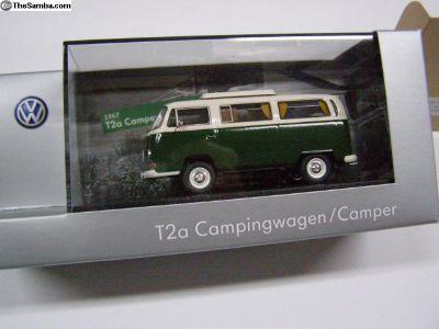 "Camper Scale-Replica and small ""diorama"""