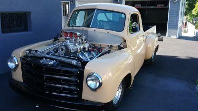 1950 Studerbaker Pickup