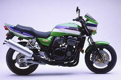 2000 Kawasaki ZRX1100 SuperSport Motorcycles Wilkes Barre, PA