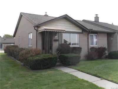 2 Bed 1 Bath Foreclosure Property in Sterling Heights, MI 48313 - 18 Mile Road 81 D