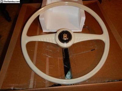 Bat Wing steering wheel