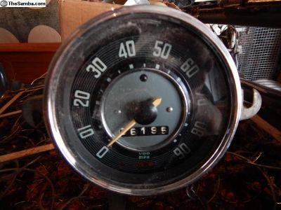 4-62 Speedometer