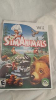 Wii game $ 3