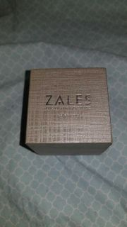 Zales ring was used as a promise ring