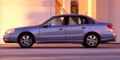 2003 Saturn L-Series L300 (Bright Silver)