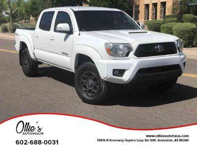 Used 2014 Toyota Tacoma Double Cab for sale