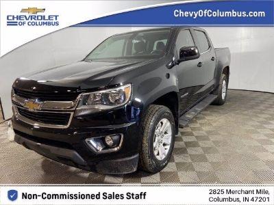 2018 Chevrolet Colorado LT (Black)