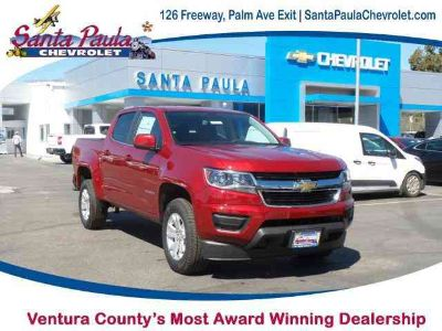 New 2019 Chevrolet Colorado Crew Cab Pickup
