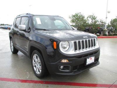 2018 Jeep Renegade LIMITED 4X2 (black)