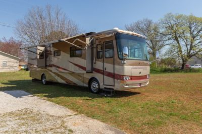 2006 Holiday Rambler, Ambassador Diesel Pusher