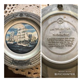 Limited Edition Tall Ships