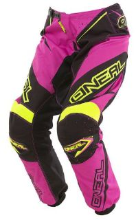 Buy O'Neal Element Racewear Girls Motocross Dirt Bike Off Road Racing Pants motorcycle in Manitowoc, Wisconsin, United States, for US $62.99