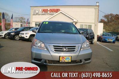 2010 Honda Odyssey EX-L (Ocean Mist Metallic)