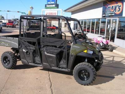 2019 Polaris Ranger Crew 570-4 Side x Side Utility Vehicles Abilene, TX