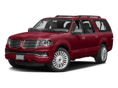 2015 Lincoln Navigator L L (Ruby Red Metallic Tinted Clearcoat)