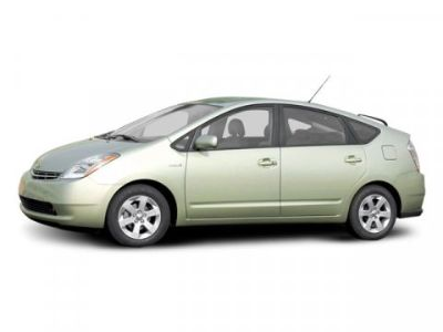 2008 Toyota Prius Base (Magnetic Gray Metallic)