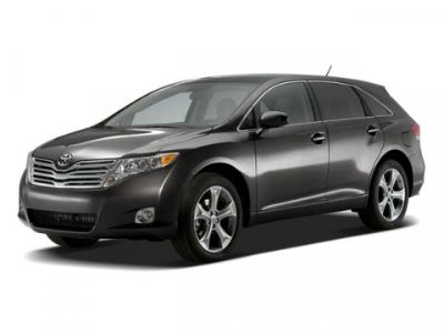 2009 Toyota Venza Base (Red)