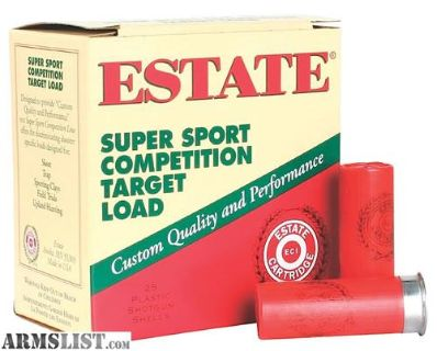 For Sale: ESTATE SHOTGUN SHELLS 12 GAUGE CASE