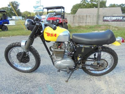 1967 BSA 441 VICTOR SPECIAL