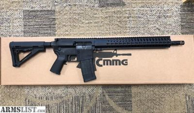 For Sale: CMMG Anvil MkW-15 XBE2 .458SOCOM