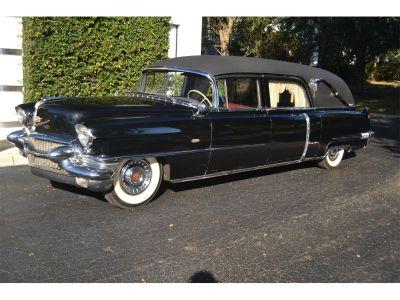 1956 Cadillac Eureka Landau Funeral Coach