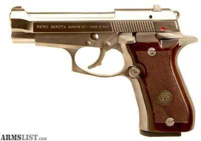 For Sale: NIB Beretta 84 FS Cheetah