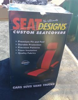 Seat covers 2015-18 Chevy