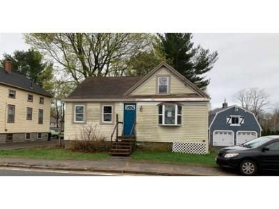 2 Bed 1 Bath Foreclosure Property in Warren, RI 02885 - Vernon St