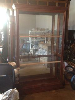 Classic China Cabinet