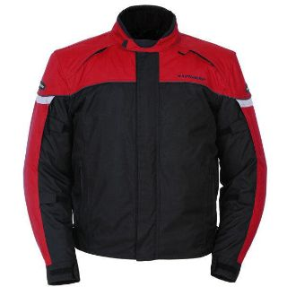 Buy Tourmaster Jett 3 Red Small Textile Motorcycle Street Riding Jacket Sml Sm motorcycle in Ashton, Illinois, US, for US $152.99