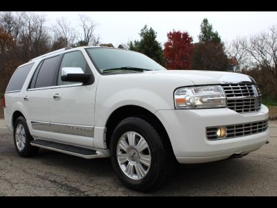Used 2008 Lincoln Navigator 4WD, 76,323 miles