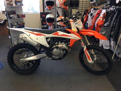 2019 KTM 250 SX-F Motocross Motorcycles Paso Robles, CA