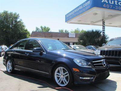 2014 Mercedes-Benz C-Class C250 Luxury (Blue (Dark))