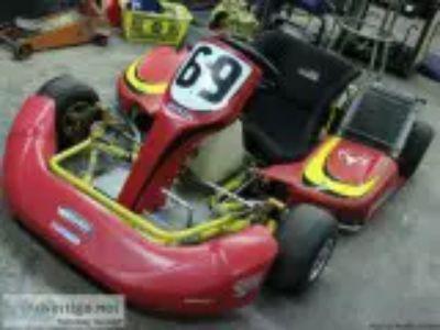 Shift into high gear on a bada shifter cart
