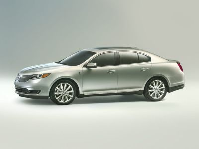 2013 Lincoln MKS Base (Smoked Quartz Tinted Clearcoat Metallic)