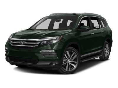 2016 Honda Pilot Elite (Blue)