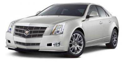 2011 Cadillac CTS 3.6L Performance (Vanilla Latte Metallic)