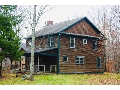 3 Bed 3 Bath Foreclosure Property in Warren, VT 05674 - Stony Hill Rd