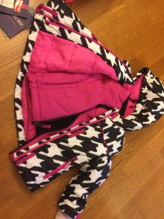 2T 3 on 1 jacket New with tags