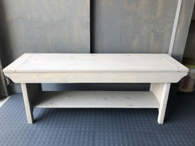 New Made To Order Bench
