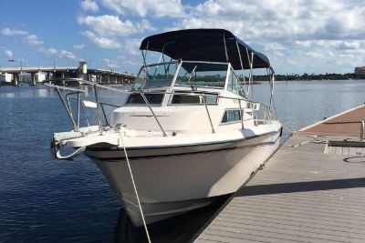 1996 Grady White 272 Sailfish