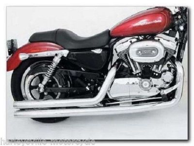 Sell Samson Stepped Tune Exhaust Samson Harley Sportster 2004-2011 XL2-700 motorcycle in Harleysville, Pennsylvania, United States, for US $499.98