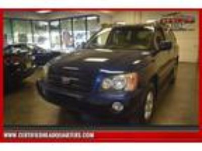 $8998.00 2002 TOYOTA Highlander with 75369 miles!