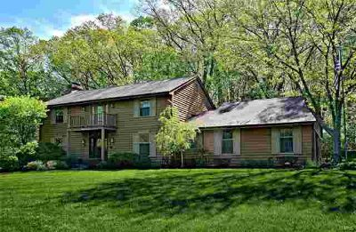 1704 Shiloh Valley Drive WILDWOOD Four BR, Gorgeous wooded 3