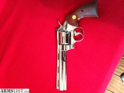 For Sale: Colt Python