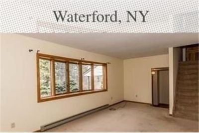Whole house for rent in Waterford-Halfmoon Schools.